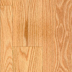3/4 x 5 Select Red Oak Solid Hardwood Flooring